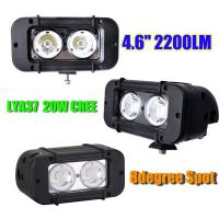 20W 60 Degree Flood Light/8 Degree Spot Light Off road light 4wd boad 12V 24V