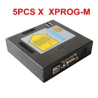 5pcs Newest Version XPROG-M V5.3 Plus With Dongle