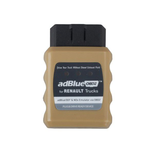 Cheap Ad-Blueobd2 Emulator For RENAULT Trucks Override AD-Blue System Instantly