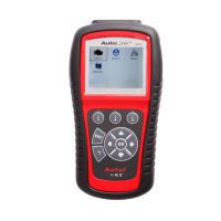 100% Original Autel AutoLink AL619 OBDII CAN ABS And SRS Scan Tool Update Online