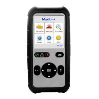 Original Autel Maxilink ML529 OBD2 Scanner with Full OBD2 Functions Upgraded Version of AL519
