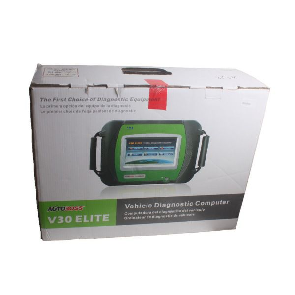 Great Quality Autoboss V30 Elite Super Scanner Buy SP260 instead