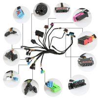 Benz Simulator includes W211/W209, ELV ECU, Gearbox, Dashboard, EIS for New Cars 204/212/166/164