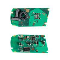 High Quality BMW F Series CAS4+/FEM Blade 315 MHZ Key Board without Shell Made by CGDI