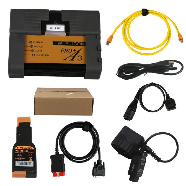 V2019.03 BMW ICOM A3+B+C+D Professional Diagnostic Tool Hardware V1.40.05 Supports Win7