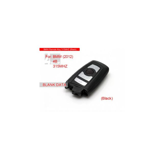 Smart Key 4 Buttons 315MHZ 2012 For BMW