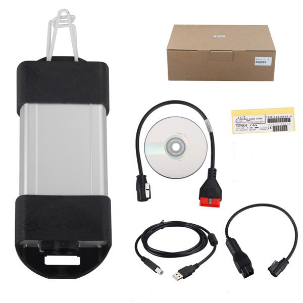 Renault CAN Clip  Renault V183 Latest Renault Diagnostic Tool with AN2131QC Chip Multi-language