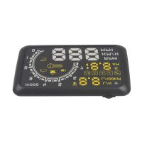 W02 Car OBD II HUD ASH-4C Head Up Display 5.5 Inch Comprehensive Display