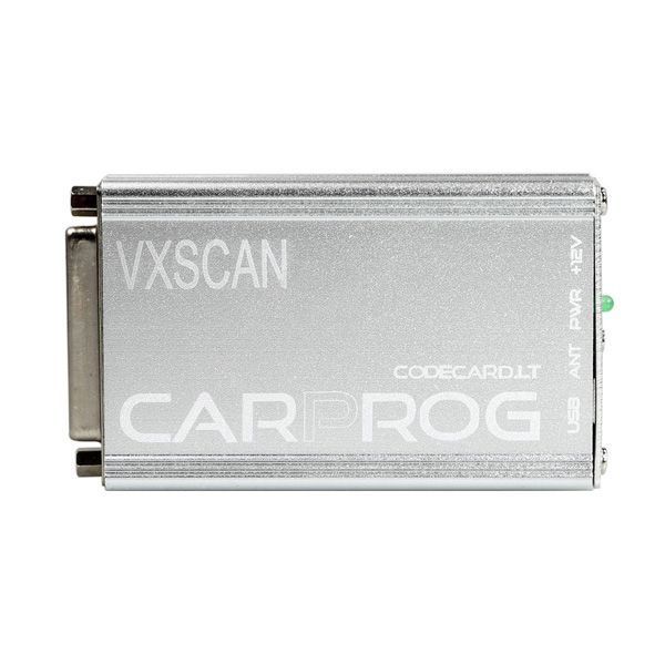 Carprog ECU Chip Tuning Tool Full V10 93 With All 21 Adapters Including  Much More Authorizations