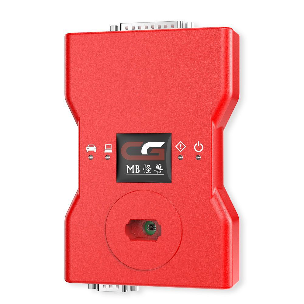 V3.0.0.0 CGDI Prog MB Benz Car Key Programmer Free Update Online with 1 Free CG BE Key