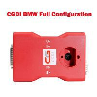 V3.1.3 CGDI Prog BMW Key Programmer Full Configuration Total 22 Authorizations with Reading 8 Foot Chip Free Clip Adapter