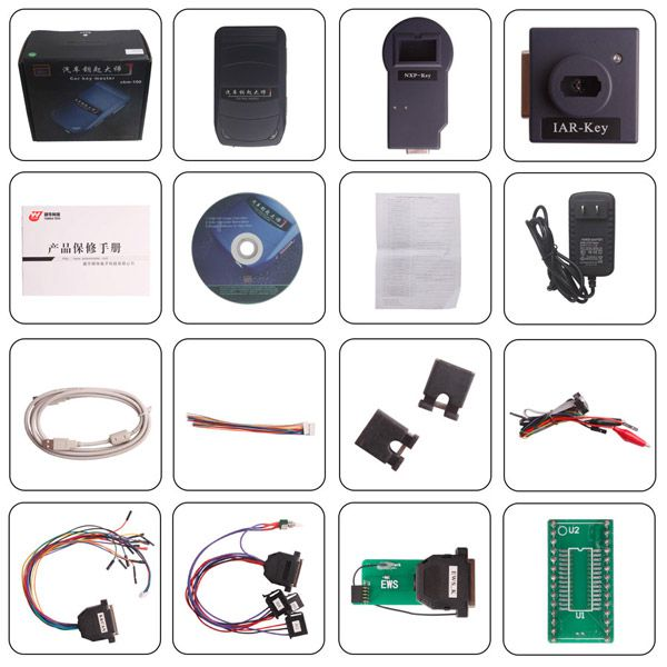 Promotion! CKM100 Car Key Master with Unlimited Token for Benz/BMW Key Programming