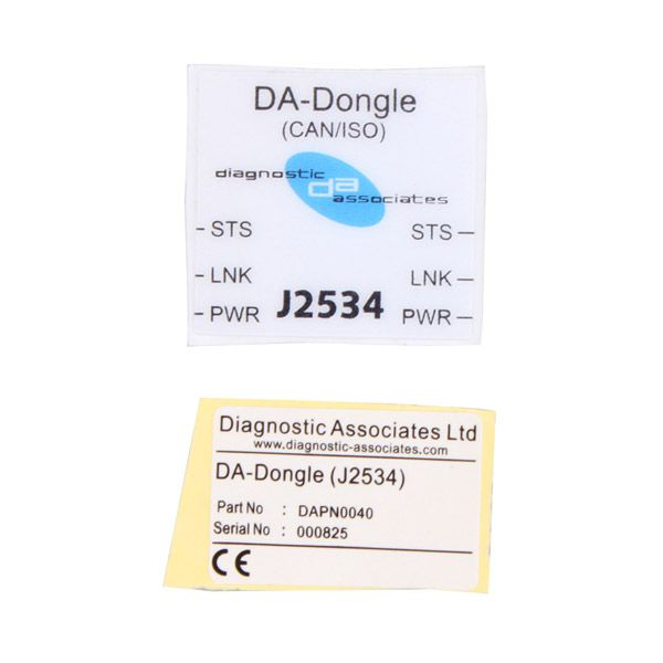 DA-Dongle J2534 SDD VCI Device for Jaguar & Land Rover Buy SP177-FC Instead