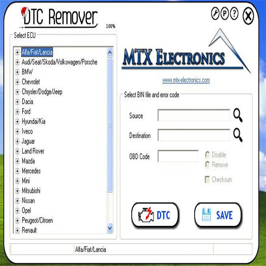 New Arrival DTC Remover Ver: 1 8 5 Software