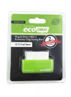 Plug and Drive EcoOBD2 Economy Chip Tuning Box for Benzine 15% Fuel Save