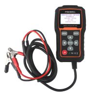 Free Shipping from US Original Foxwell BT-705 BT705 Battery Analyzer Multi-Language