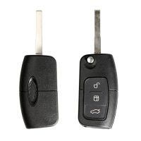 Remote Flip Key 3 Button 433MHZ for Focus Free Shipping