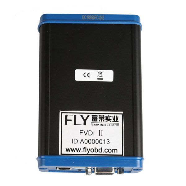 FVDI2 Fiat Abrites Commander For Fiat/Alfa Lancia V5.1 Software USB Dongle
