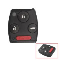 Free Shipping Honda CRV Accord remote 313.8mhz ID46 3+1 button G8D ( 2008-2012)