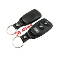 3 Button Remote Key 433MHZ for Hyundai free shipping