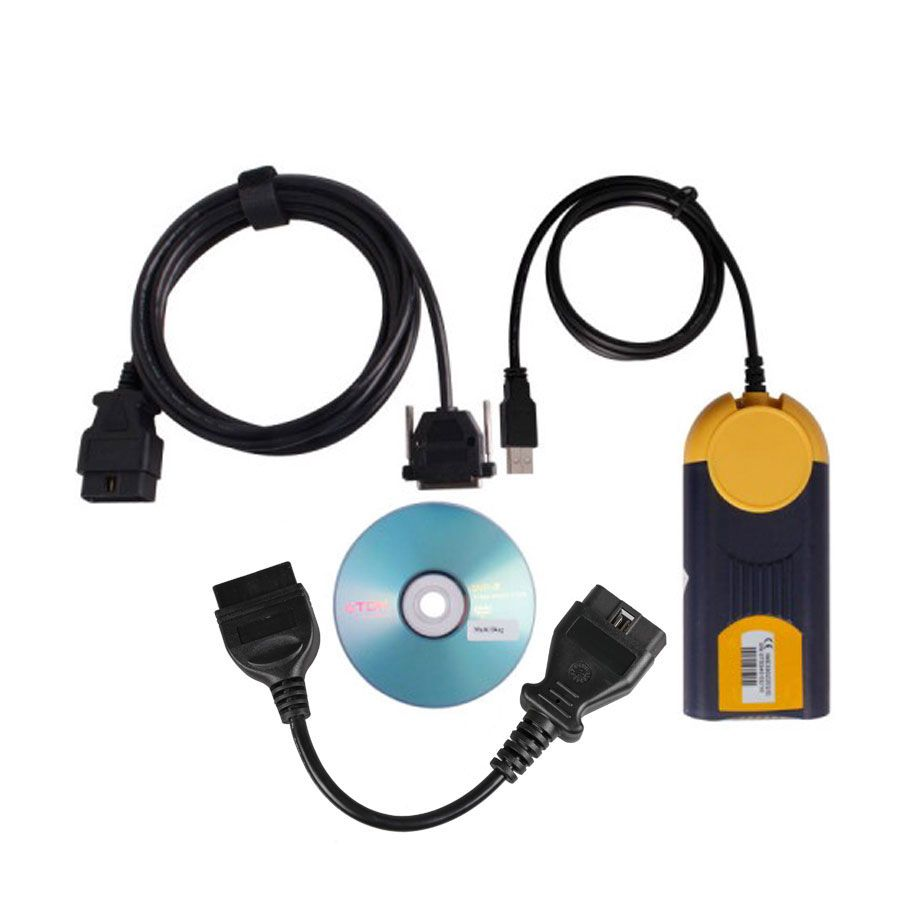 New I-2016 Multi-Diag Access J2534 Pass-Thru OBD2 Device V2016.1 Multidiag No Need Activation