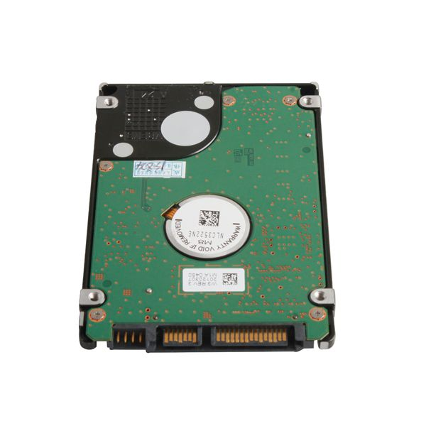 Internal Hard Disk Dell HDD with SATA Port only HDD without Software 80G