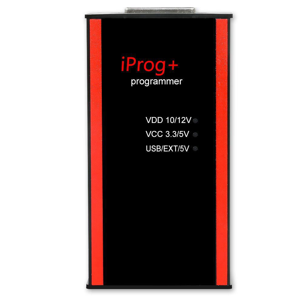 V84 Iprog+ Pro Programmer Support IMMO + Mileage Correction + Airbag Reset