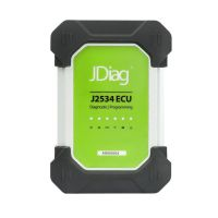 JDiag Elite II Pro J2534 Device with Full Adapters and Software