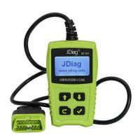 2017 JDiag JD101 OBDII EOBD CAN Code Scanner Free Shipping