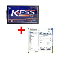 Kess V2 V5.017 Online Version Plus DTC Remover Ver:1.8.5 Software