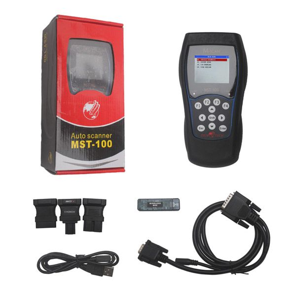 Scanner MST-100 (Black Color) for Kia & Honda