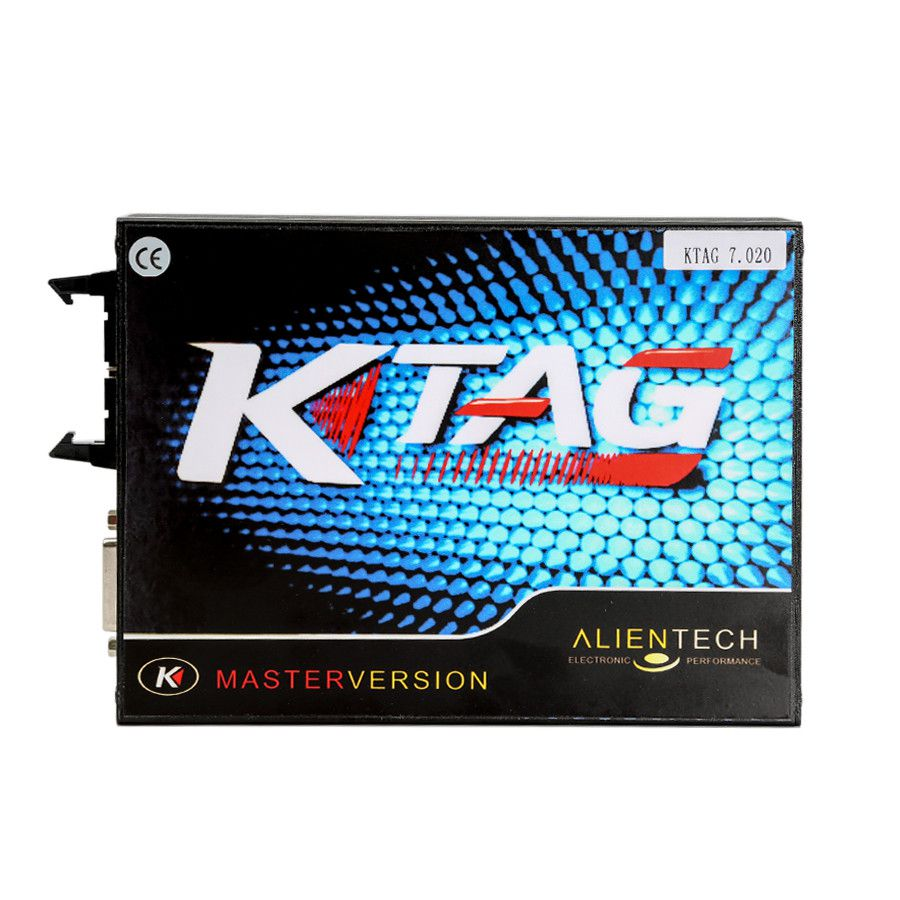 V2.23 KTAG ECU Programming Tool Master Version Firmware V7.020 with Unlimited Token Main Unit Sold Alone