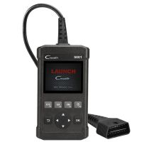 LAUNCH CReader 5001 Code Reader Full OBDII/EOBD Diagnostic Functions Scan Too