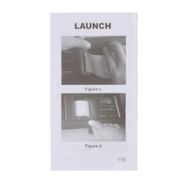 Launch X431 Diagun Prinbox Old Models