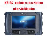 Lonsdor K518S Yearly Update Subscription After 30 Months