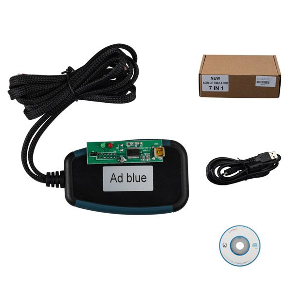 Low Cost Ad-blue-obd2 Emulator 7-In-1 Buy SH42-B instead