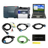 DOIP MB SD C4 Star Diagnosis with 2020.10V 256GB SSD Plus Dell D630 Laptop 4GB Memory Software Installed Ready to Use