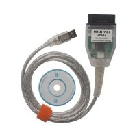 Cheap MINI VCI J2534 Cable for Toyota with Techstream V14.20.019 Diagnostic Software Firmware V1.4.1
