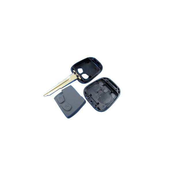 Remote Key Shell 2 Button For Mitsubishi 5pcs/lot