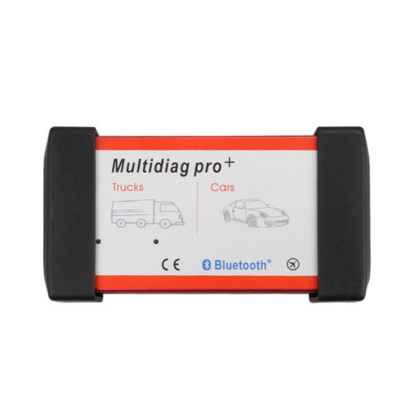 Multidiag Pro + 2020 With 2017.1/2016.00 NEC Relays For Car/Truck OBD2 Bluetooth Scanner OBD 2 OBD2 Car Diagnostic Auto Tool