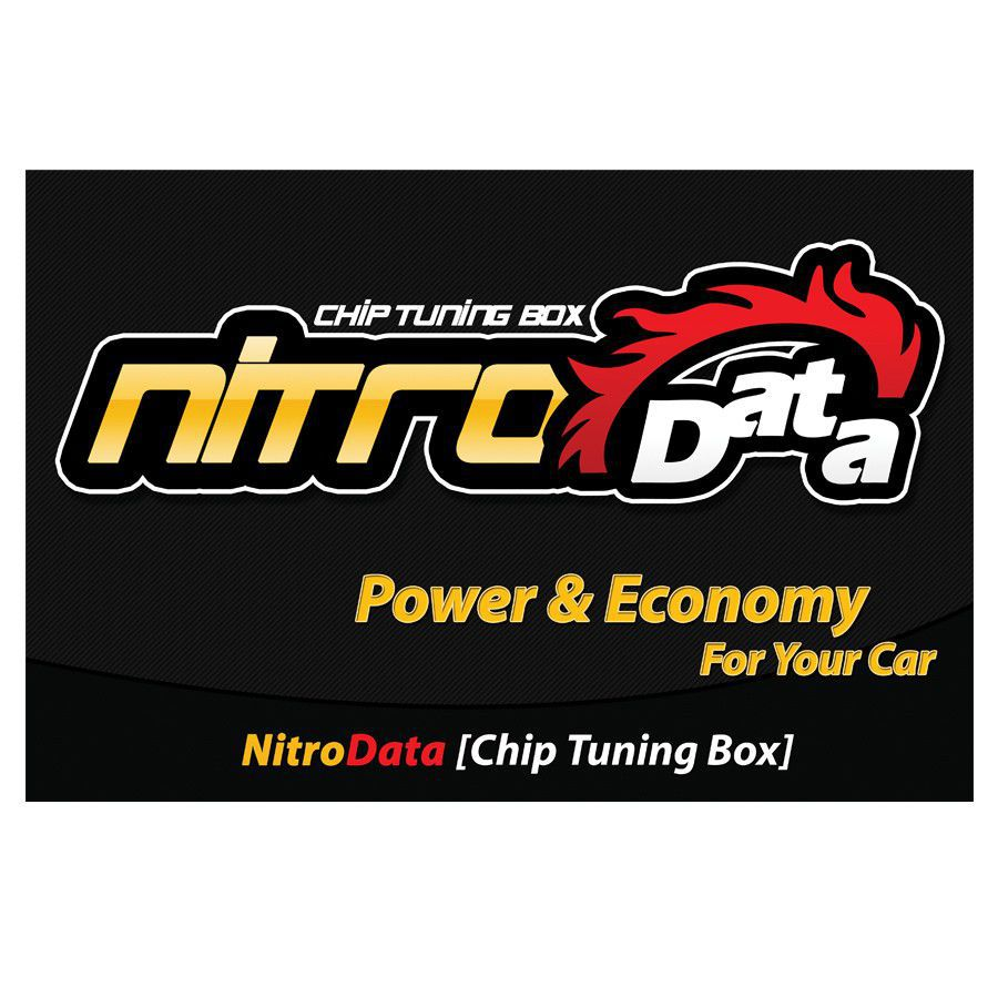 NitroData Chip Tuning Box for Motorbikers M5 Hot Sale