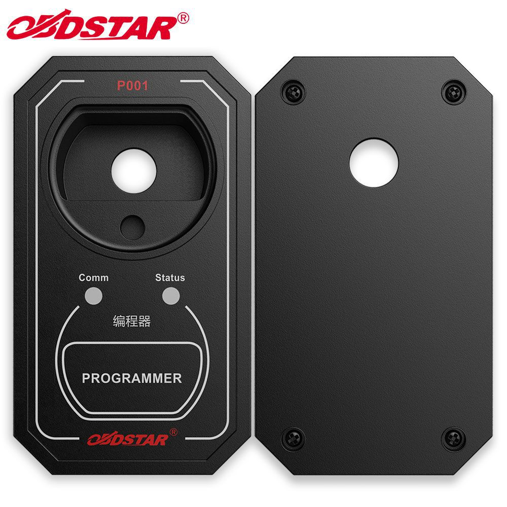 OBDSTAR P001 Programmer for X300 DP/X300 DP Plus/Key Master DP = EEPROM adapter, RFID adapter and Key Renew adapter 3-in-1
