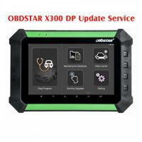 OBDSTAR X300 DP One Year Update Service