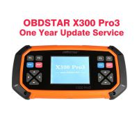 OBDSTAR X300 Pro3 One Year Update Service
