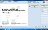 V-A-G ODIS-E 6.7.5 Engineering Software for VAS 5054A