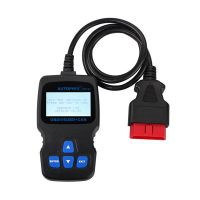 Autophix OM123 OBD2 EOBD CAN Hand-held Engine Code Reader ( Black Color )