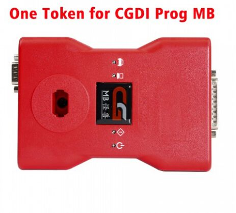 One Token for CGDI Prog MB Benz Key Programmer