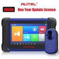 One Year Update License for Original Autel MaxiIM IM508 ADVANCED Programmer