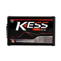 Online Version Kess V2 V5.017 with Red PCB Supports 140 Protocol No Token Limited