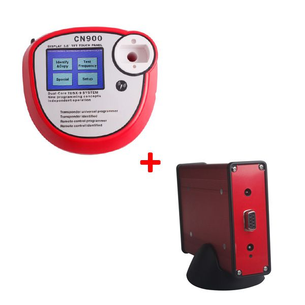 Package Offer OEM CN900 Key Programmer Plus 4D Decoder Clone Box